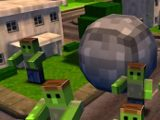Майнкрафт: Камень Против Зомби