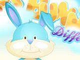 Найди Отличия: Пасхальный Кролик