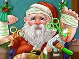 Новый Год: Санта в Больнице