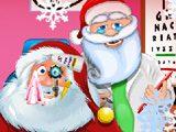 Новый Год: Санта в Окулиста