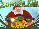 Санта Против Детей Зомби
