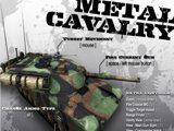 Танк 3Д (Metal Cavalry)
