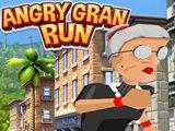 Злая Бабушка Бежит